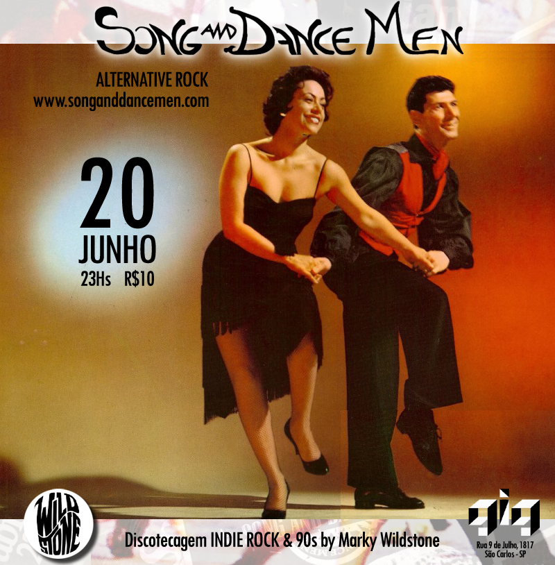 Design: Song And Dance Men