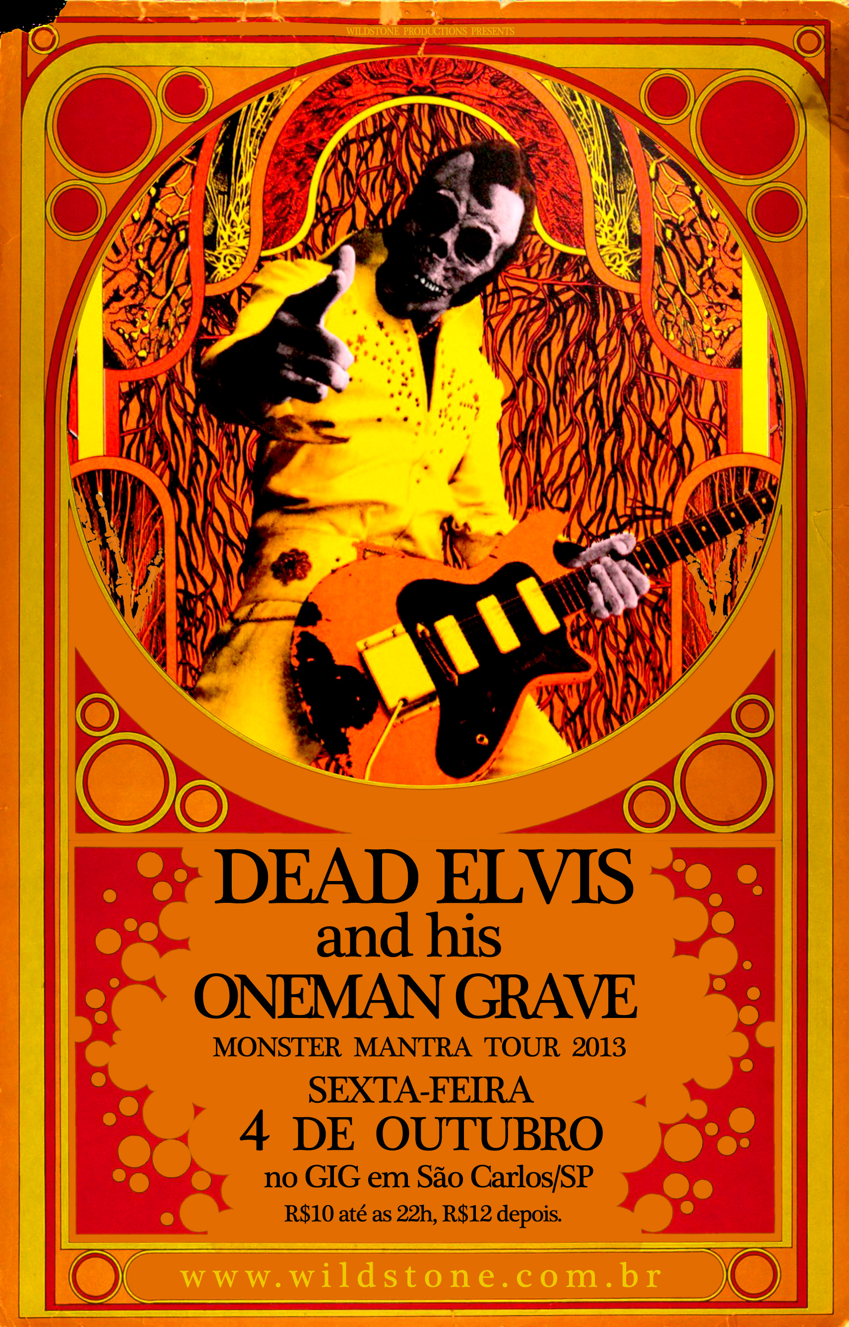 Design: Dead Elvis and this One Man Grave (cancelado)